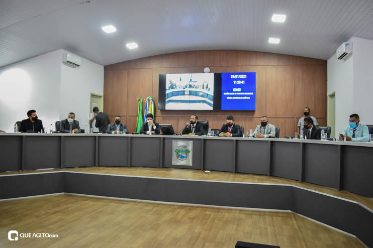 Eunápolis: Vereadores são empossados e Jorge Maécio é reeleito por unanimidade para a Câmara 222