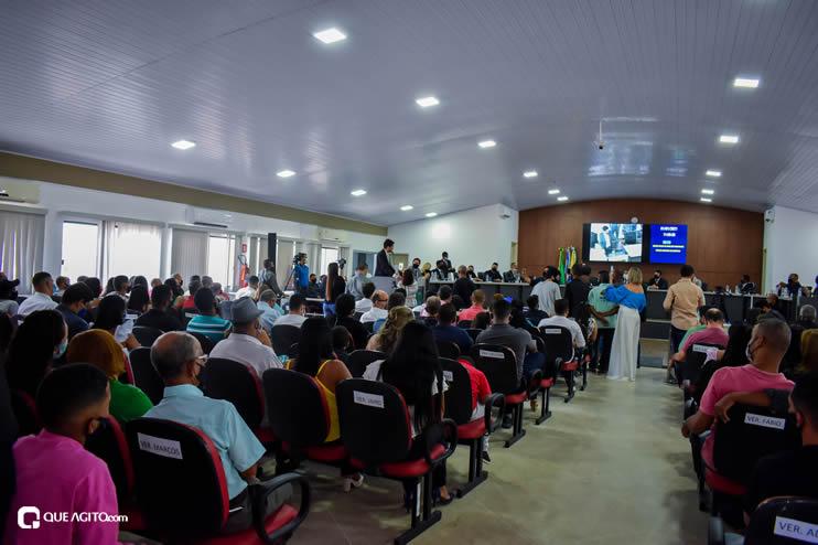 Eunápolis: Vereadores são empossados e Jorge Maécio é reeleito por unanimidade para a Câmara 226