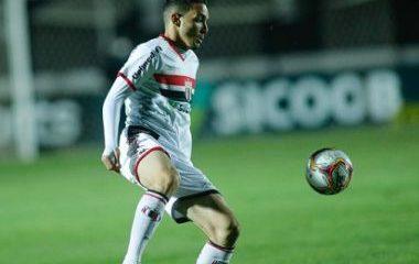 Bahia acerta contratação do atacante Dodô, ex-Botafogo-SP 1
