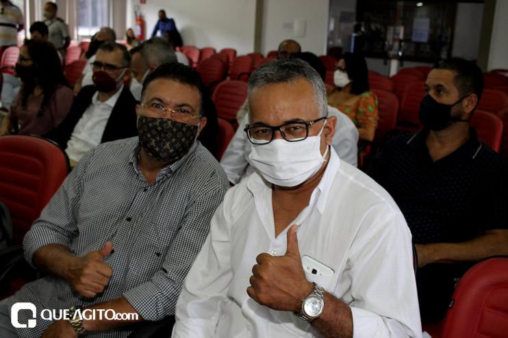 Cordélia toma posse e ex-prefeito Paulo Ernesto participa por vídeo-chamada 47