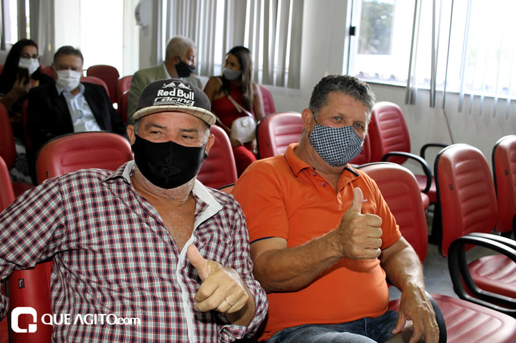 Cordélia toma posse e ex-prefeito Paulo Ernesto participa por vídeo-chamada 49