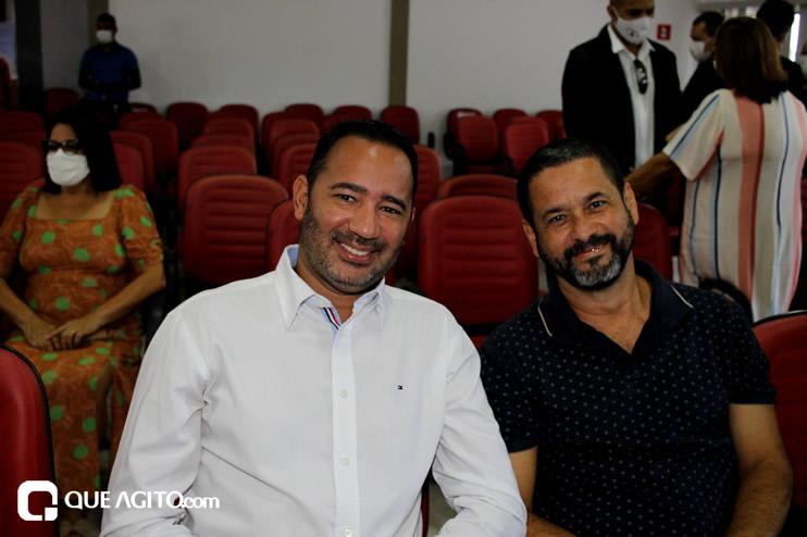 Cordélia toma posse e ex-prefeito Paulo Ernesto participa por vídeo-chamada 44