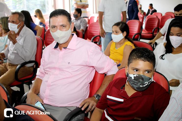 Cordélia toma posse e ex-prefeito Paulo Ernesto participa por vídeo-chamada 50
