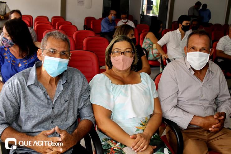 Cordélia toma posse e ex-prefeito Paulo Ernesto participa por vídeo-chamada 61