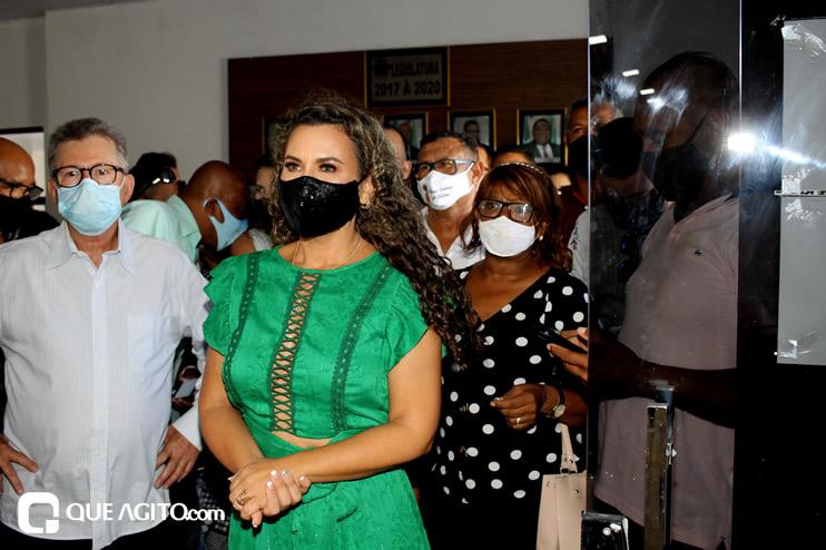Cordélia toma posse e ex-prefeito Paulo Ernesto participa por vídeo-chamada 62