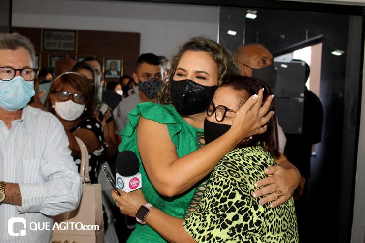Cordélia toma posse e ex-prefeito Paulo Ernesto participa por vídeo-chamada 66