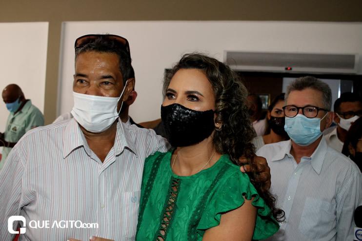 Cordélia toma posse e ex-prefeito Paulo Ernesto participa por vídeo-chamada 63