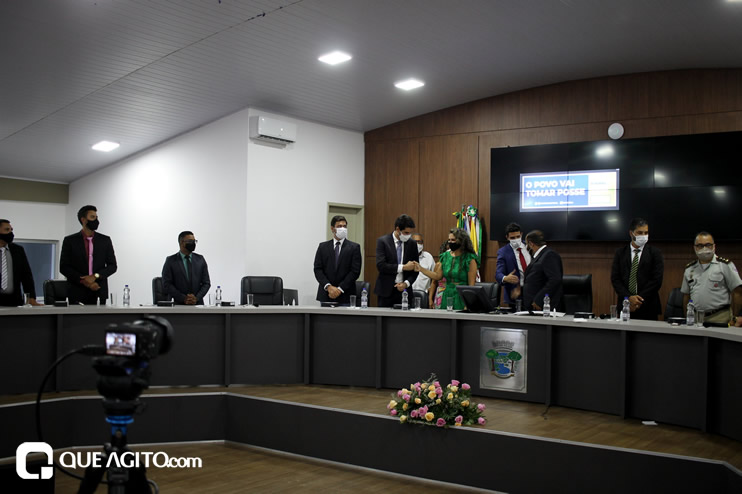Cordélia toma posse e ex-prefeito Paulo Ernesto participa por vídeo-chamada 70