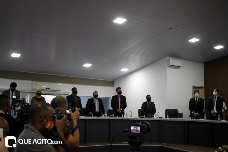 Cordélia toma posse e ex-prefeito Paulo Ernesto participa por vídeo-chamada 71