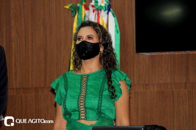 Cordélia toma posse e ex-prefeito Paulo Ernesto participa por vídeo-chamada 74