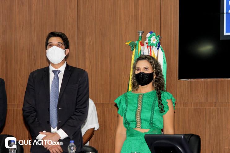 Cordélia toma posse e ex-prefeito Paulo Ernesto participa por vídeo-chamada 75