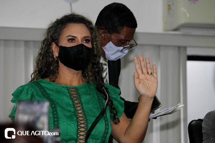 Cordélia toma posse e ex-prefeito Paulo Ernesto participa por vídeo-chamada 86