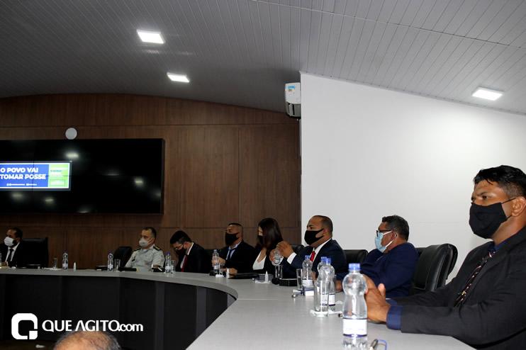 Cordélia toma posse e ex-prefeito Paulo Ernesto participa por vídeo-chamada 103