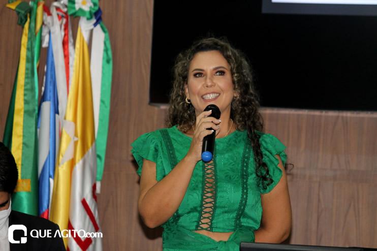 Cordélia toma posse e ex-prefeito Paulo Ernesto participa por vídeo-chamada 105
