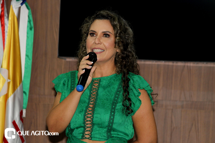 Cordélia toma posse e ex-prefeito Paulo Ernesto participa por vídeo-chamada 107
