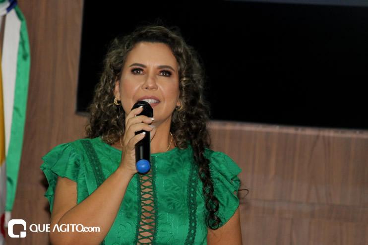 Cordélia toma posse e ex-prefeito Paulo Ernesto participa por vídeo-chamada 112