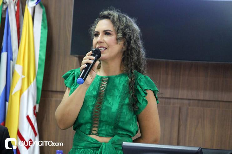 Cordélia toma posse e ex-prefeito Paulo Ernesto participa por vídeo-chamada 113
