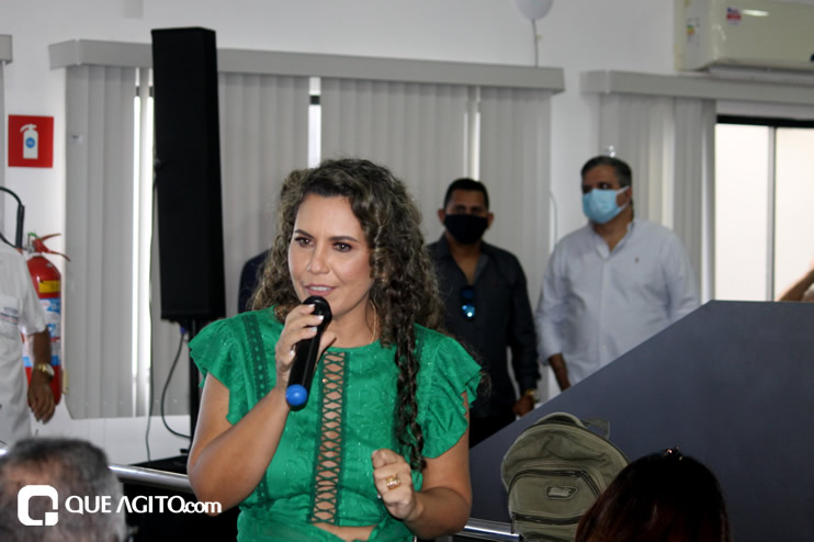 Cordélia toma posse e ex-prefeito Paulo Ernesto participa por vídeo-chamada 109