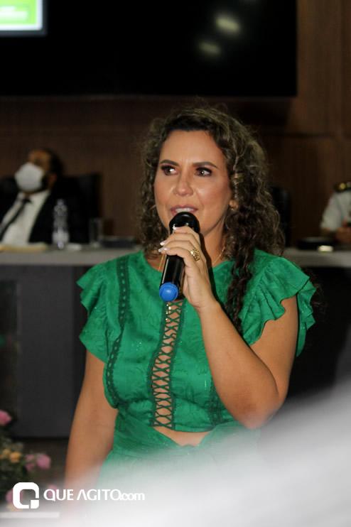 Cordélia toma posse e ex-prefeito Paulo Ernesto participa por vídeo-chamada 121