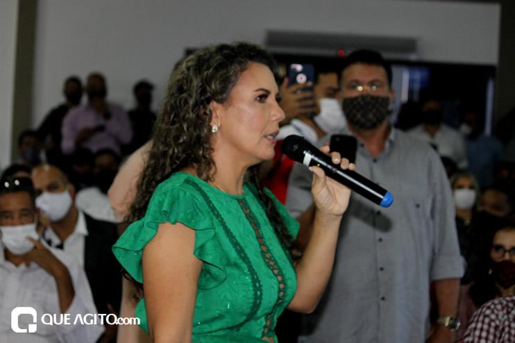Cordélia toma posse e ex-prefeito Paulo Ernesto participa por vídeo-chamada 120