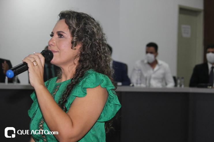 Cordélia toma posse e ex-prefeito Paulo Ernesto participa por vídeo-chamada 124