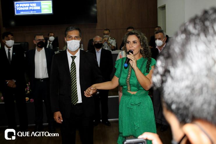 Cordélia toma posse e ex-prefeito Paulo Ernesto participa por vídeo-chamada 127