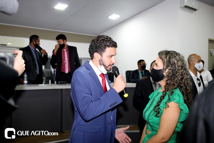 Cordélia toma posse e ex-prefeito Paulo Ernesto participa por vídeo-chamada 33
