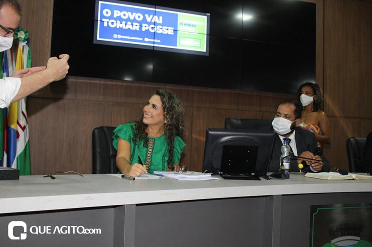 Cordélia toma posse e ex-prefeito Paulo Ernesto participa por vídeo-chamada 140