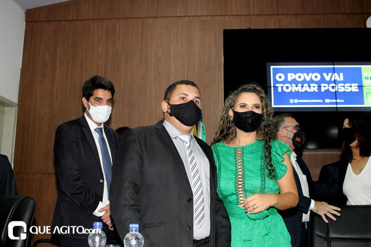 Cordélia toma posse e ex-prefeito Paulo Ernesto participa por vídeo-chamada 145
