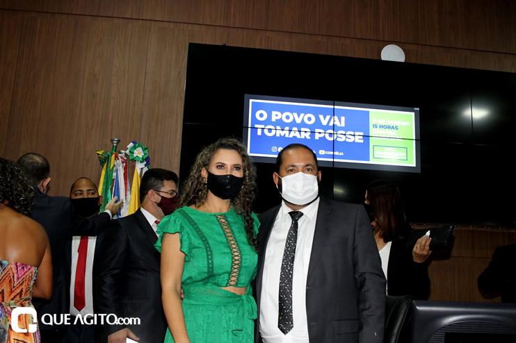 Cordélia toma posse e ex-prefeito Paulo Ernesto participa por vídeo-chamada 146