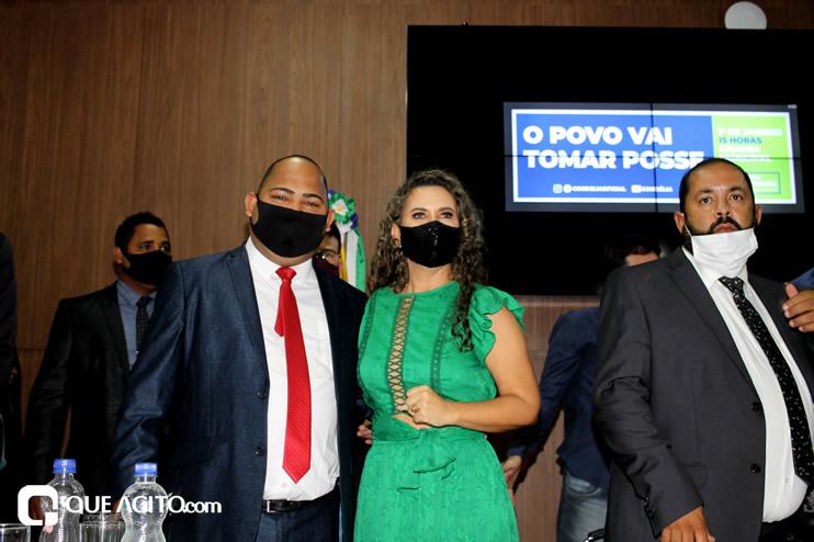 Cordélia toma posse e ex-prefeito Paulo Ernesto participa por vídeo-chamada 151
