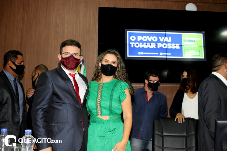 Cordélia toma posse e ex-prefeito Paulo Ernesto participa por vídeo-chamada 149