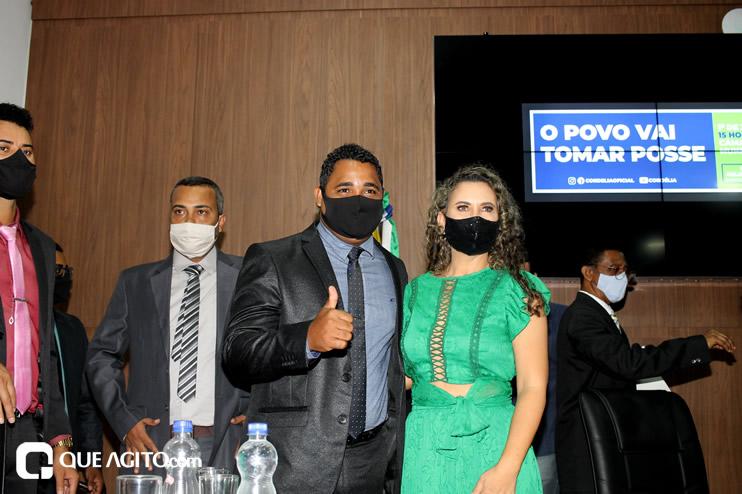 Cordélia toma posse e ex-prefeito Paulo Ernesto participa por vídeo-chamada 148