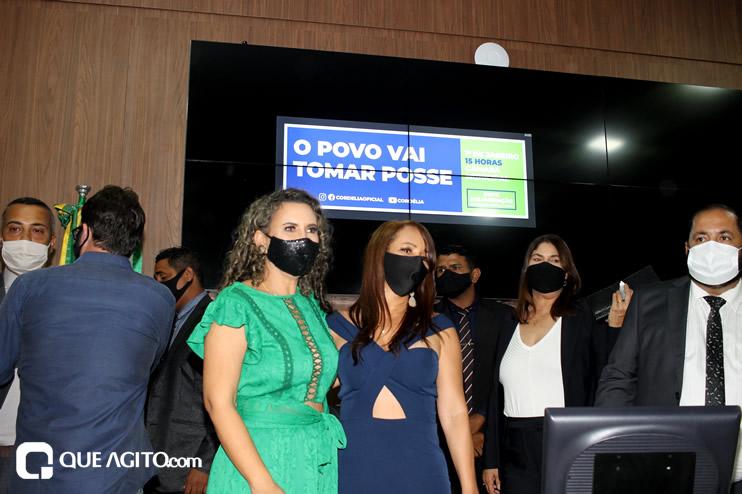 Cordélia toma posse e ex-prefeito Paulo Ernesto participa por vídeo-chamada 147