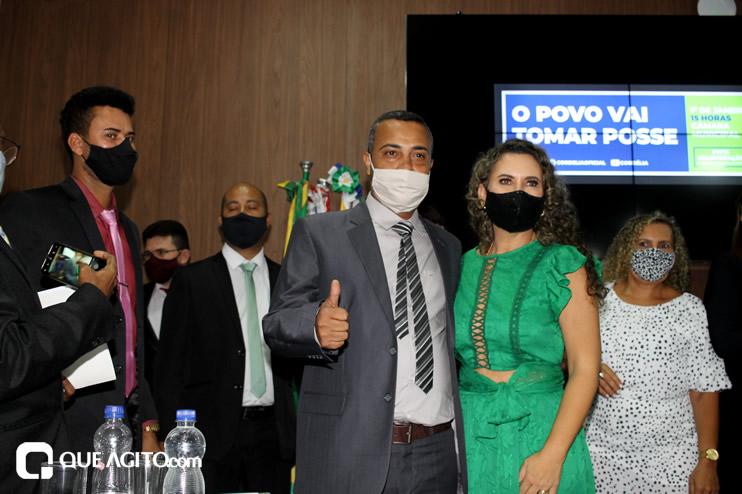Cordélia toma posse e ex-prefeito Paulo Ernesto participa por vídeo-chamada 152