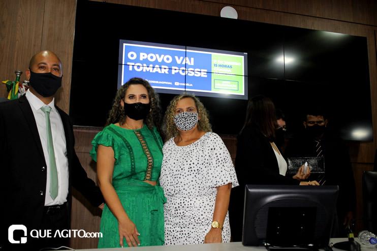 Cordélia toma posse e ex-prefeito Paulo Ernesto participa por vídeo-chamada 155