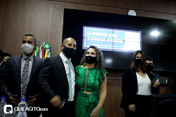 Cordélia toma posse e ex-prefeito Paulo Ernesto participa por vídeo-chamada 154