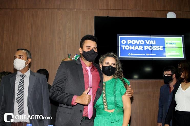 Cordélia toma posse e ex-prefeito Paulo Ernesto participa por vídeo-chamada 156