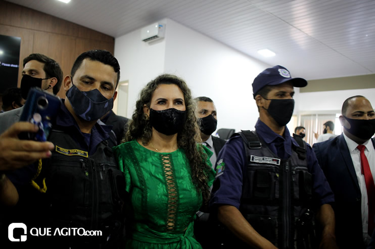 Cordélia toma posse e ex-prefeito Paulo Ernesto participa por vídeo-chamada 163