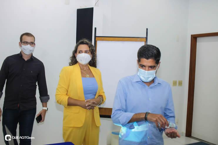 Cordélia Torres recebe ACM Neto em Eunápolis 65