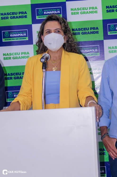 Cordélia Torres recebe ACM Neto em Eunápolis 102