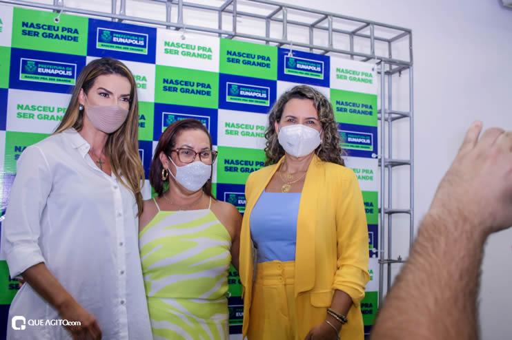 Cordélia Torres recebe ACM Neto em Eunápolis 120