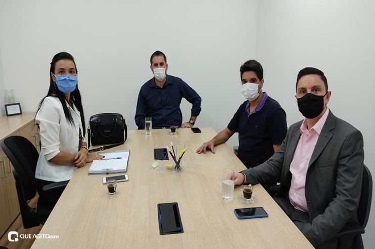 A Unesulbahia recebe a visita da Secretária de Saúde 22