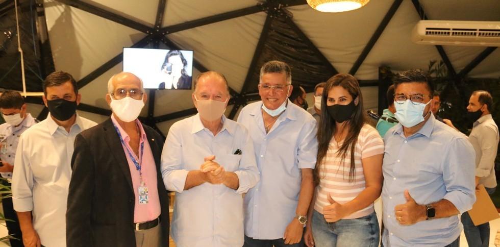 A convite de Jânio Natal, Luizinho participa de evento com o vice-governador João Leão 24