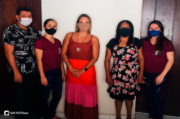 Itagimirim: Secretária de assistência social se reúne com o conselho tutelar 20