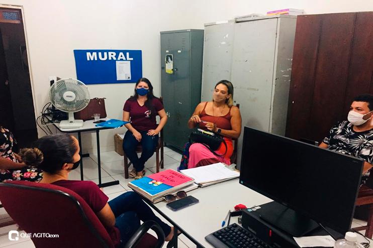 Itagimirim: Secretária de assistência social se reúne com o conselho tutelar 21