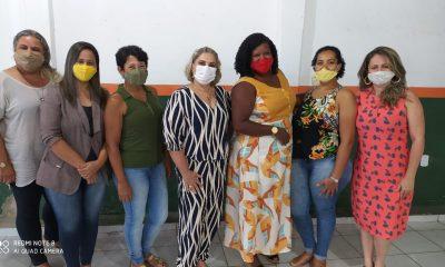 Ioneide Ramos se reúne com equipe da Assistência Social e define estrategias para o setor 50