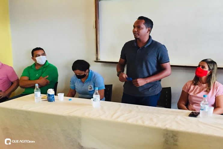 Itagimirim: Luizinho faz visitas em União Baiana. 31
