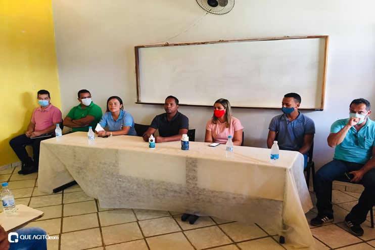 Itagimirim: Luizinho faz visitas em União Baiana. 29