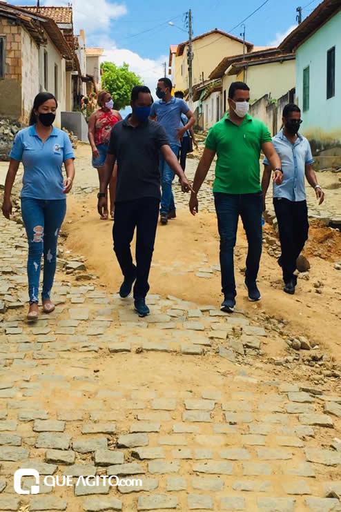 Itagimirim: Luizinho faz visitas em União Baiana. 28